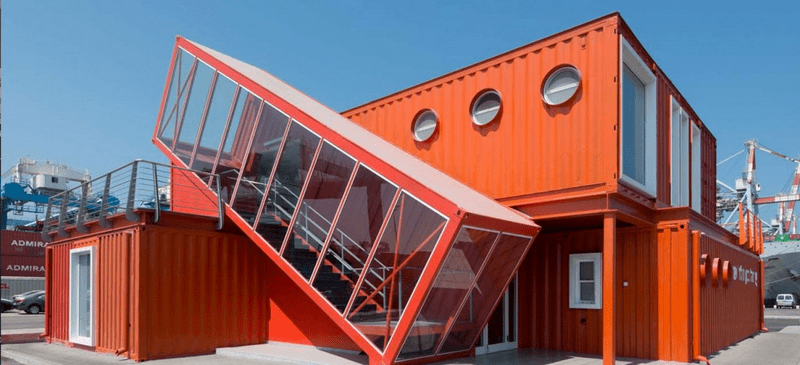 Architecture maison container quelles possibilit s for Conteneur en maison