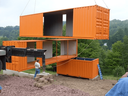 Maison container avis et conseils de construction for Amenager un container