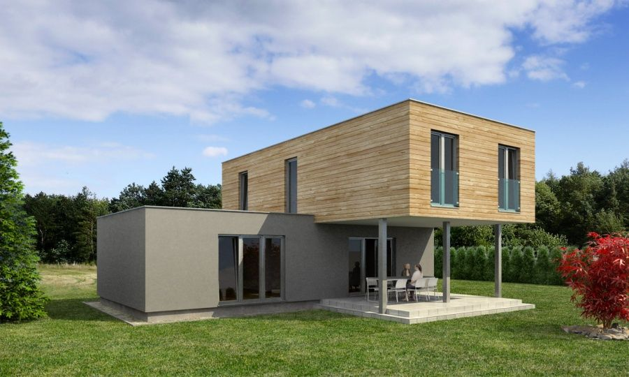 Quel budget pour une maison container maison container for Photo maison contemporaine container