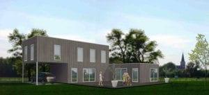 maison container 25